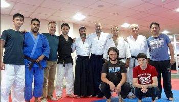 aikido, edirne, halis duran, seminer, büyük grubu aikido dersleri, haber, her yerde aikido