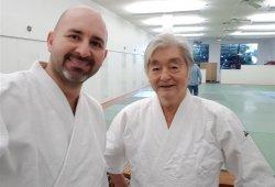 SAN FRANCISCO, 8.Dan Yoshimitsu Yamada Shihan Semineri Ocak 2018