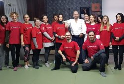 GİRİŞİM SAVAŞCISI Aikido ve Uyum Eğitimi ARALIK 2018 İSTANBUL