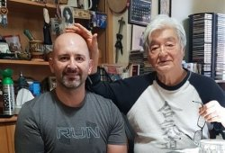 NEW YORK, 8.Dan Yoshimitsu Yamada Shihan Semineri ARALIK 2019