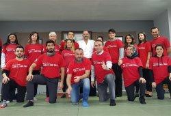 GİRİŞİM SAVAŞCISI Aikido ve Uyum Eğitimi ARALIK 2019 İSTANBUL