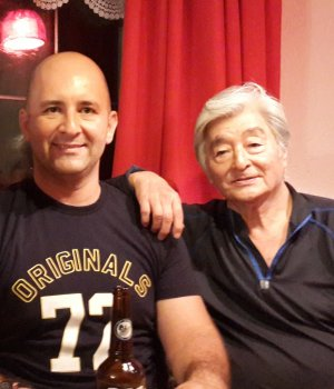 Almanya, Bernau Chiemsee 8.Dan Yoshimitsu YAMADA Shihan