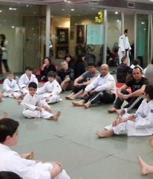 aikido, aile, etkinlik, halis duran, çocuklar, aikido ve çocuklar, süpriz, misafir