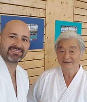 ALMANYA 8.Dan Yoshimitsu YAMADA Shihan Yaz Kampı Semineri 08.2017