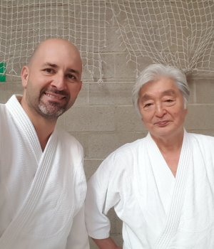 BELÇİKA, 8.Dan Yoshimitsu Yamada Shihan Semineri Ekim 2017
